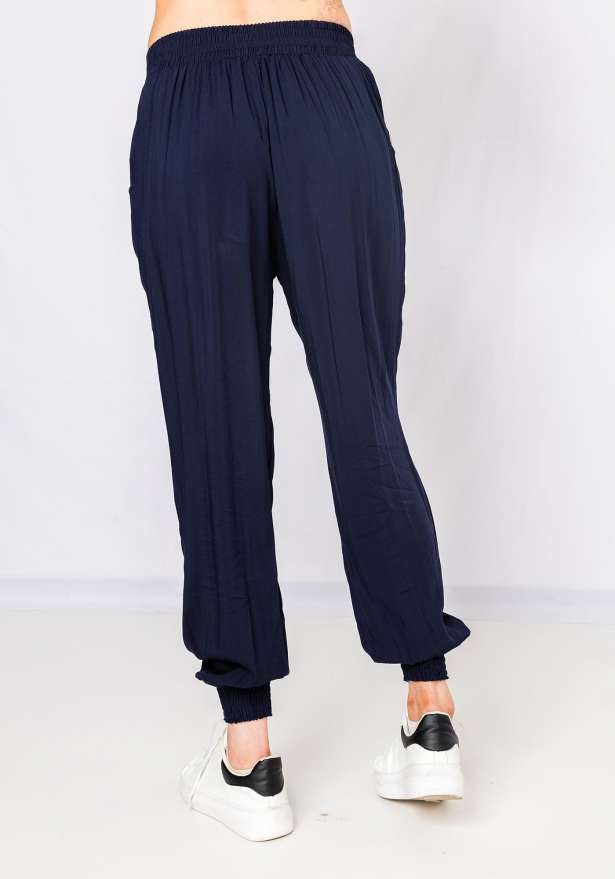 Comfy Haarempants in Navy