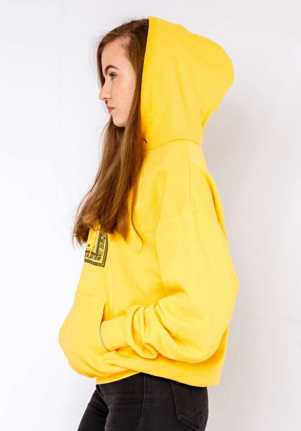 Bandidas Flagship Hoodie In Yellow