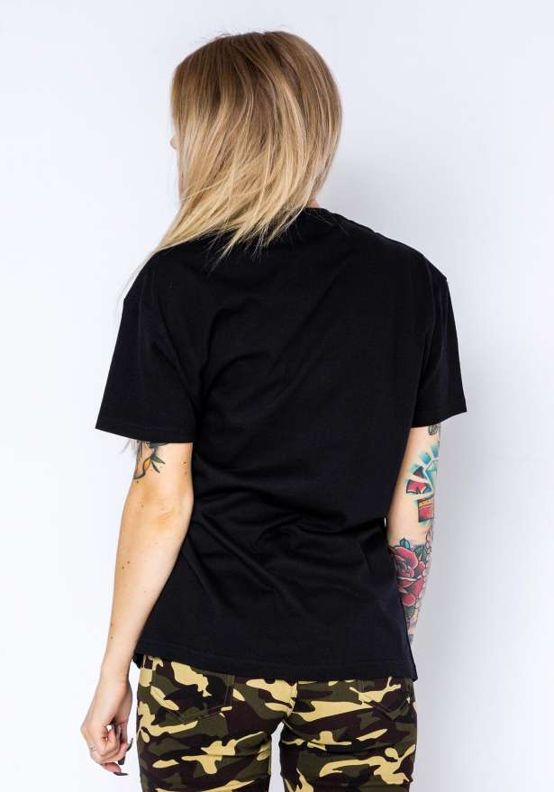 Columbia T-Shirt In Black