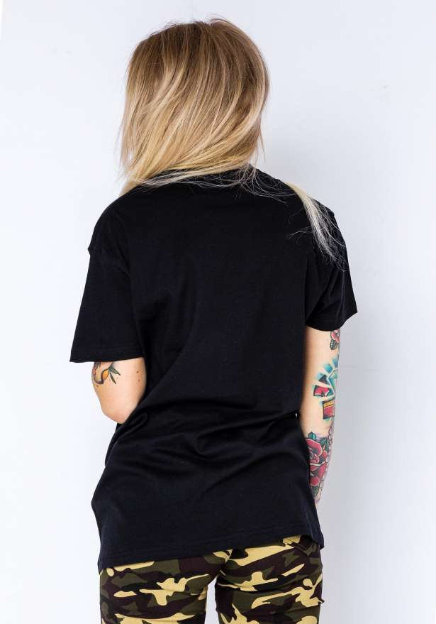 Paramount T-Shirt In Black