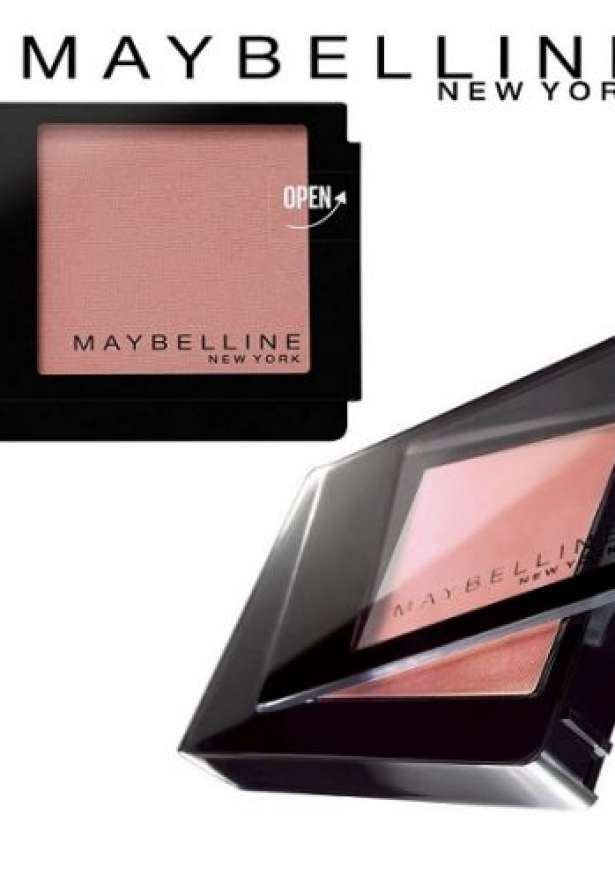 Maybelline Face Studio Blush Pink Amber
