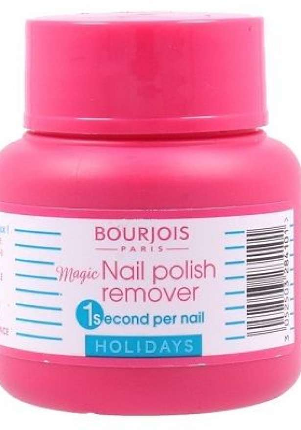 Bourjois Paris Nail Polish Remover