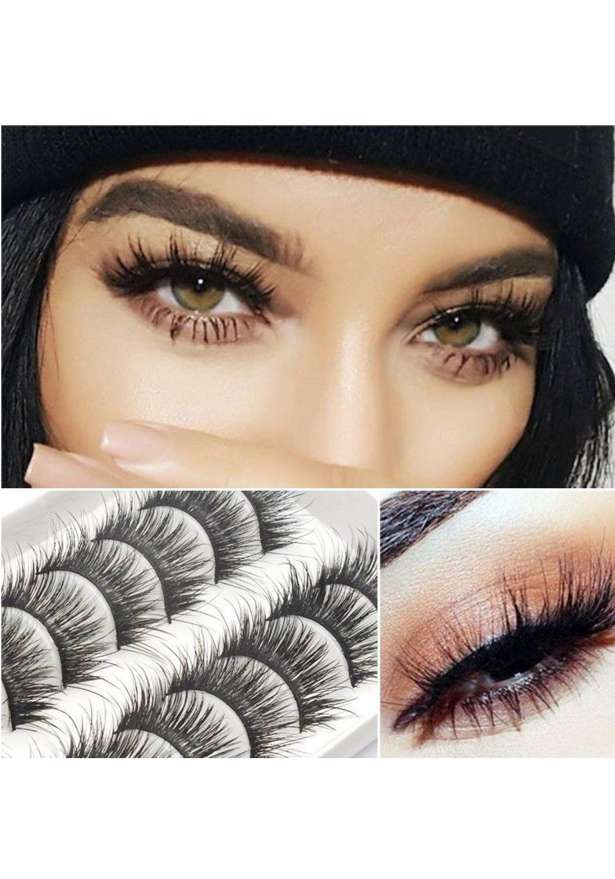 Ardell Black Tie Lashes Intrigue