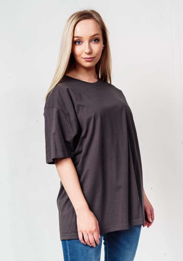 Minun Chromaticity T-Shirt In Charcoal