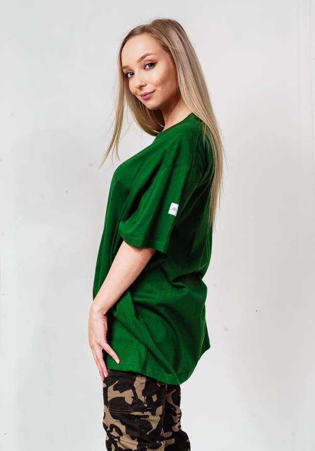 Minun Chromaticity T-Shirt In Green