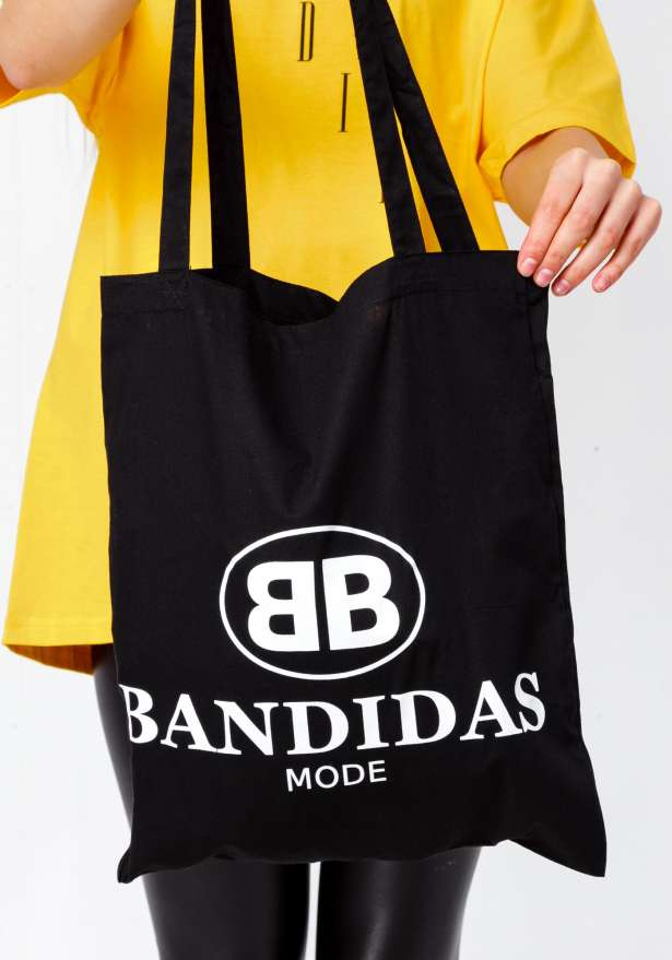 Bandidas BB Mode Tote Bag In Black