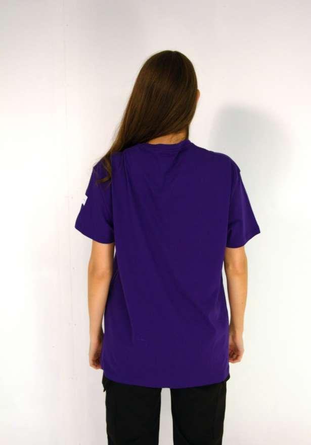 Minun Chromaticity T-Shirt In Violet