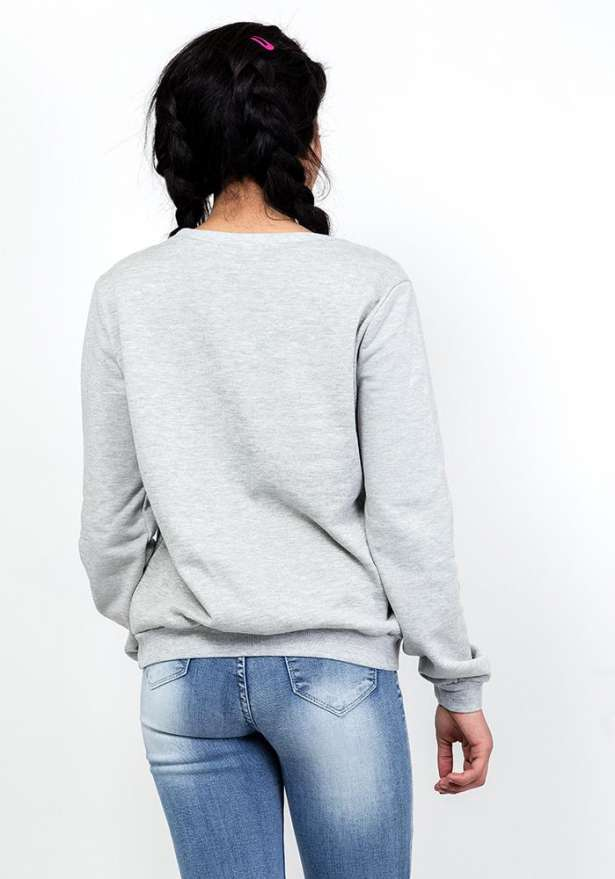 Amour Sweater In Grey