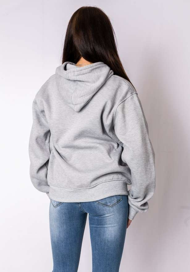 The Weeknd Hoodie In Grey