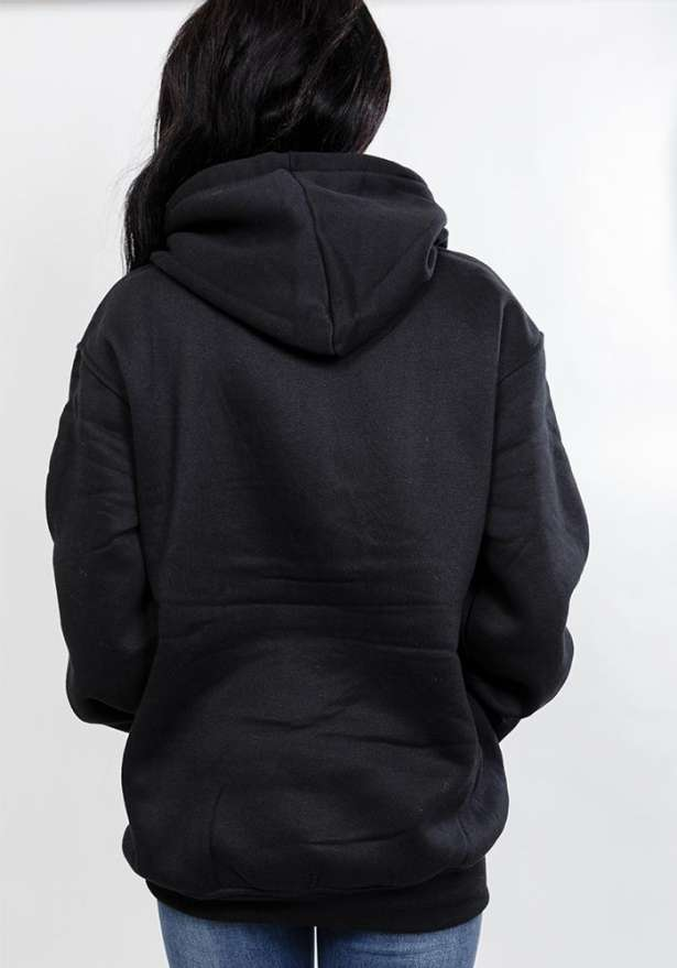 Bandidas Crime Classic Fit Hoodie
