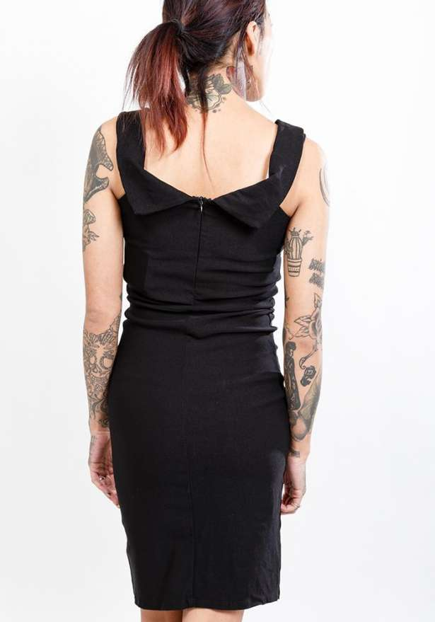 Amie Bodycon Dress In Black