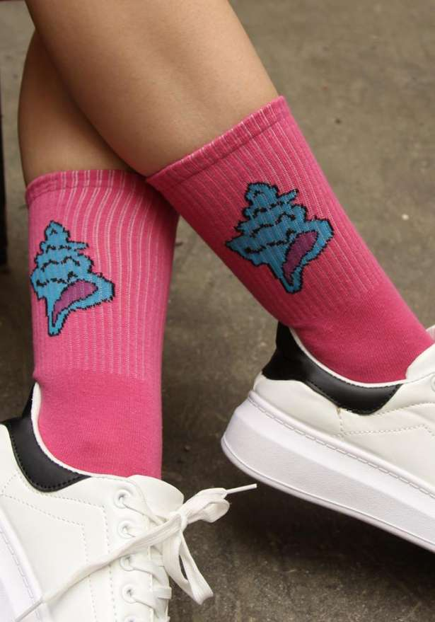 Mermaid Fun Socks