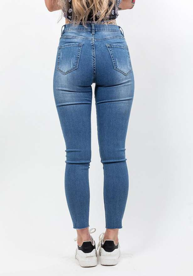 Blue Dope High Waisted Jeans