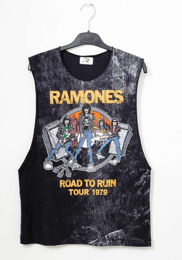 1979 Rock Band Tank Top